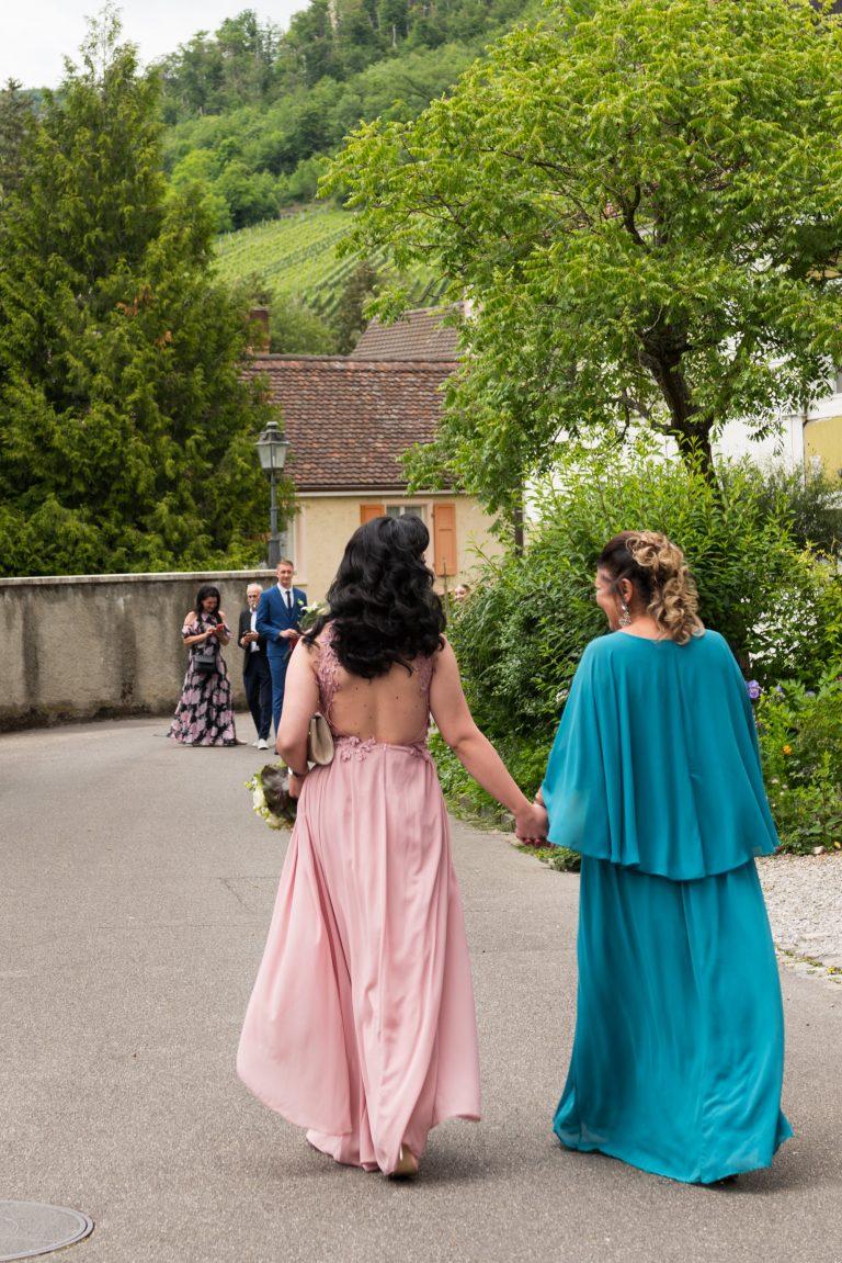 Hochzeit Standesamt Arlesheim First Look