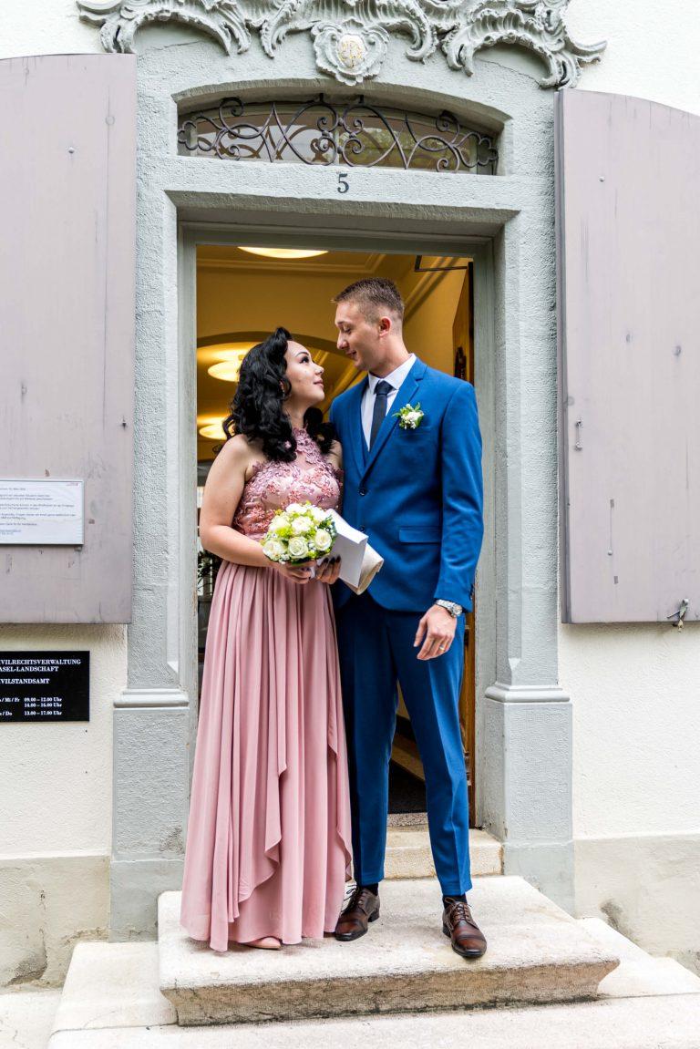 Hochzeit Standesamt Arlesheim Dom