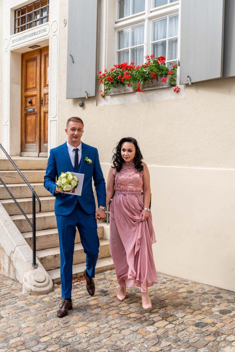Hochzeit Standesamt Arlesheim