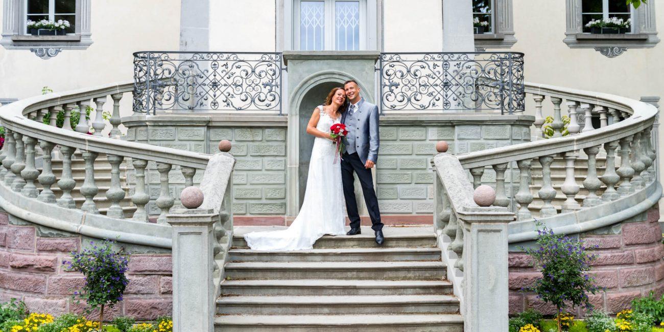 Hochzeit Bad Säckingen Trompeterschloss